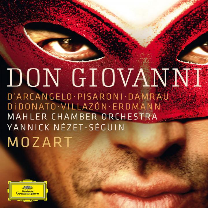 Don Giovanni: D'Arcangelo/Damrau/Villazon/Erdmann/Nezet-Seguin/+
