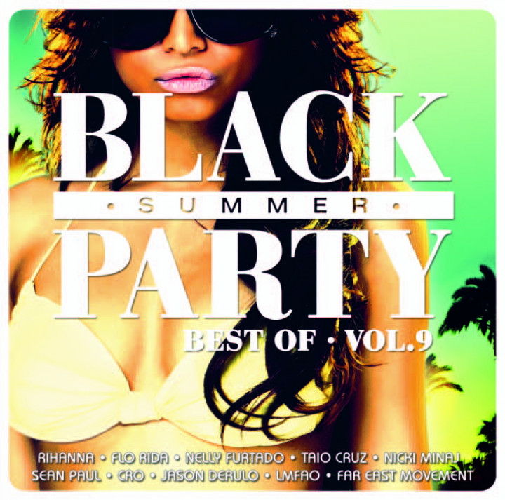 Best of Black Summer Party Vol. 9