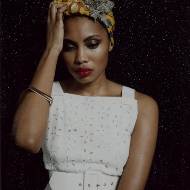 Imany Pressefotos 2012