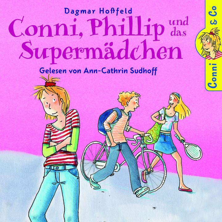 Conni, Phillip und das Supermädchen