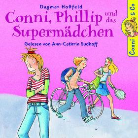 Conni, Conni & Co 07: Dagmar Hoßfeld: Conni, Phillip und das Supermädchen, 00602527960432
