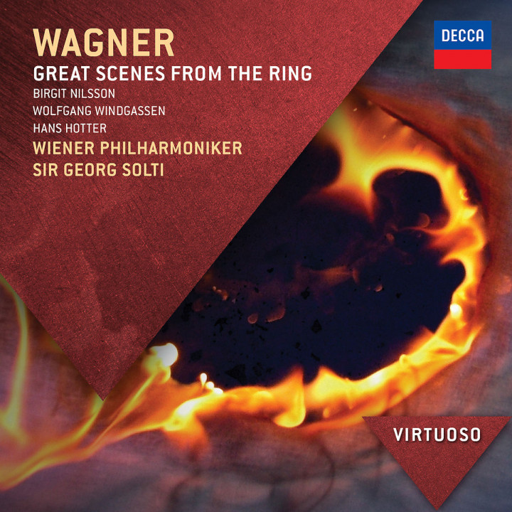 """Wagner: Great scenes from """"The Ring"""""""