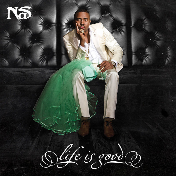 Life Is Good  (Deluxe Edt.): Nas