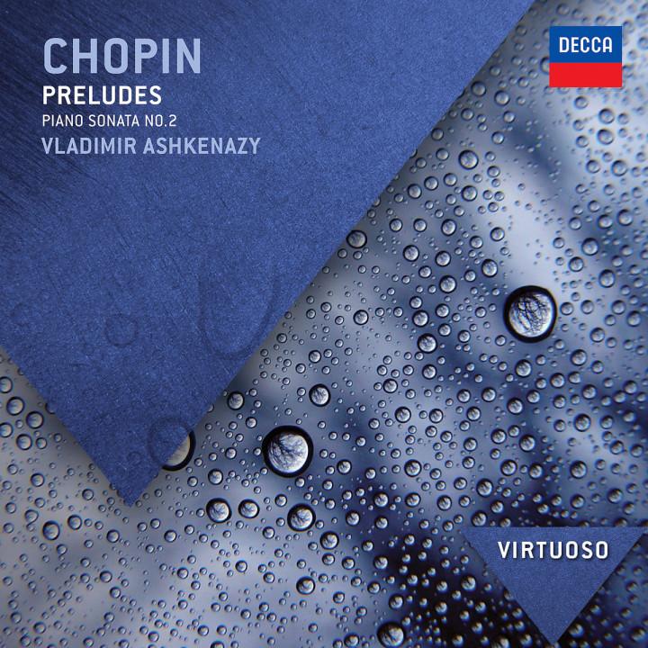 Chopin: Preludes; Piano Sonata No.2