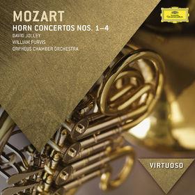 Mozart: Horn Concertos Nos.1-4, 00028947842217