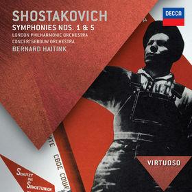 Bernard Haitink, Shostakovich: Symphonies Nos.1 & 5, 00028947842149