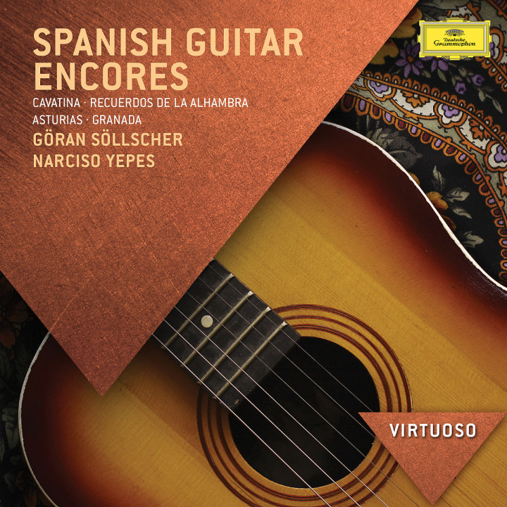 Spanish Guitar Encores
