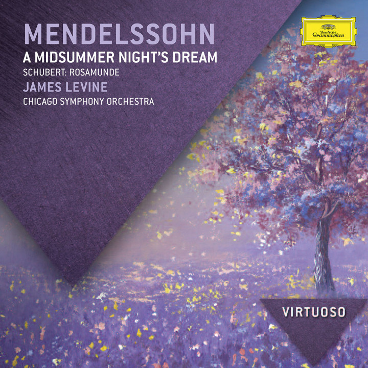 Mendelssohn: A Midsummer Night's Dream / Schubert: Rosamunde