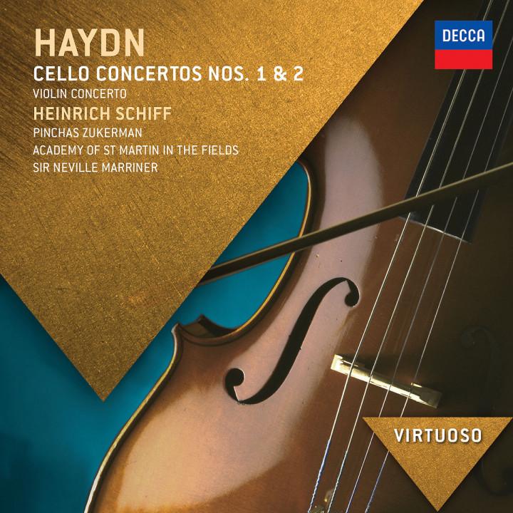 Haydn: Cello Concertos Nos.1 & 2; Violin Concerto