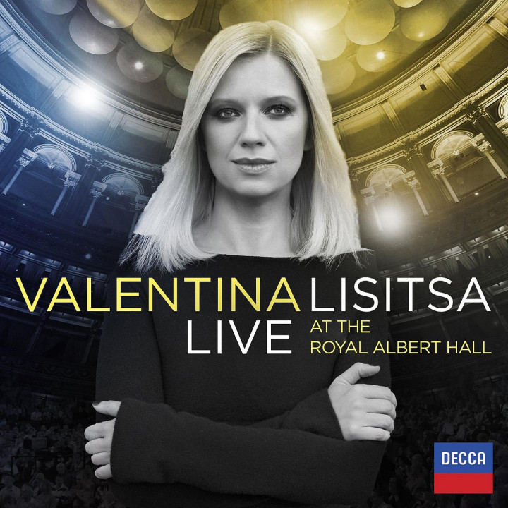 Live At The Royal Albert Hall : Lisitsa,Valentina