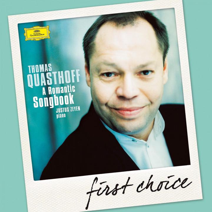 Widmung-Romantische Lieder (FC): Quasthoff,T./Zeyen,J