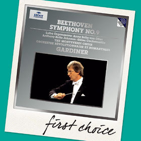 First Choice, Beethoven: Symphony No.9, 00028947903581
