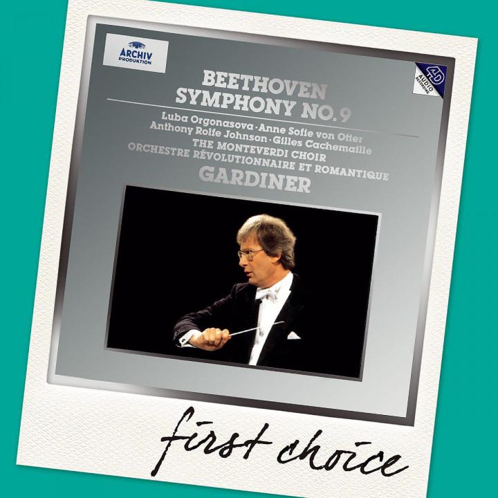 Sinfonie 9 (FC): Otter/Orgonosova/Gardiner/ORR