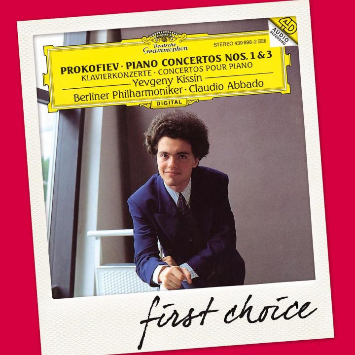 Klavierkonzerte 1+3 (FC): Kissin/Abbado/BP