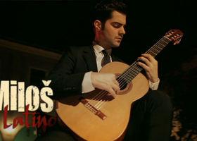 Milos Karadaglic, Latino Spot