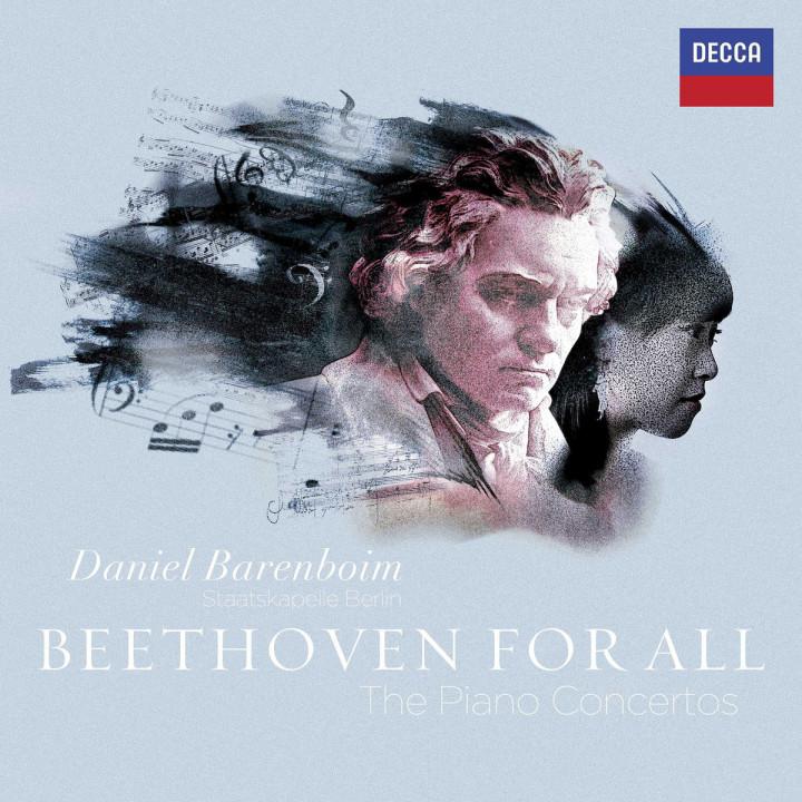 Beethoven für Alle - Klavierkonzerte: Barenboim,Daniel/SB