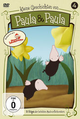Paula & Paula, DVD 04: Kleine Geschichten von Paula & Paula, 00602527974170