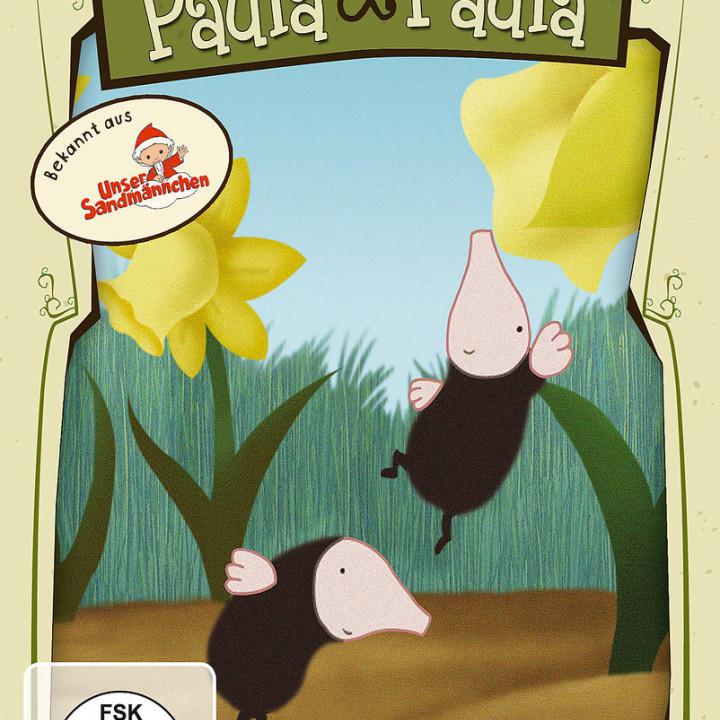 DVD 04: Kleine Geschichten von Paula & Paula: Paula & Paula