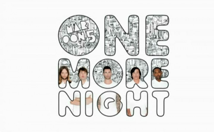 One More Night (Lyric Video)