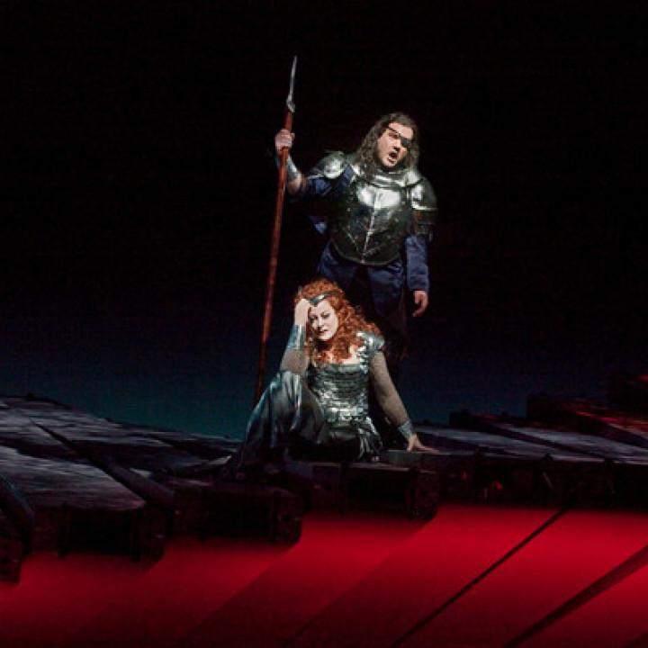 Deborah Voigt und Bryn Terfel Metropolitan Opera