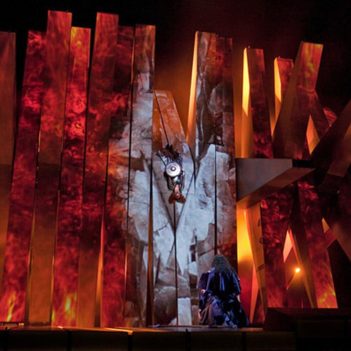 Feuerzauber Walküre Metropolitan Opera