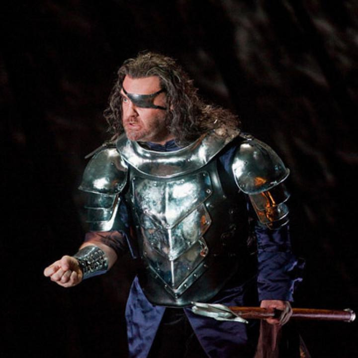 Bryn Terfel als Wotan
