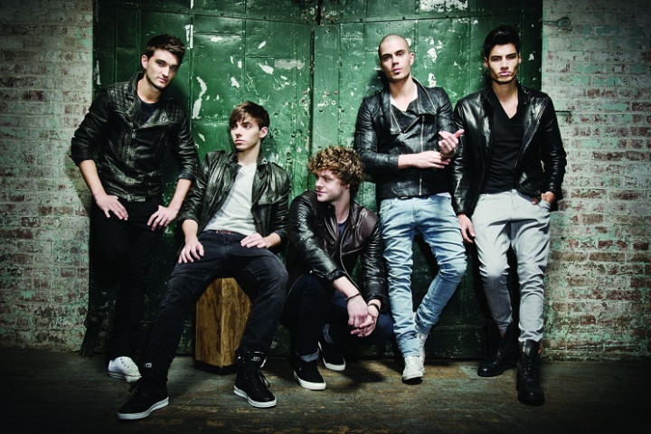 The Wanted 2012 Chasing The Sun