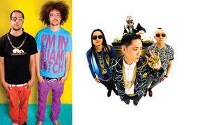 LMFAO, Tour-Tagebuch von FM und LMFAO – jetzt Videos ansehen!