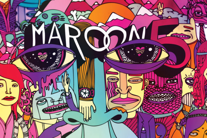 Maroon 5 Cover Overexposed