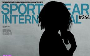 Aura, Aura Dione verlost signierte Sportswear International Magazine