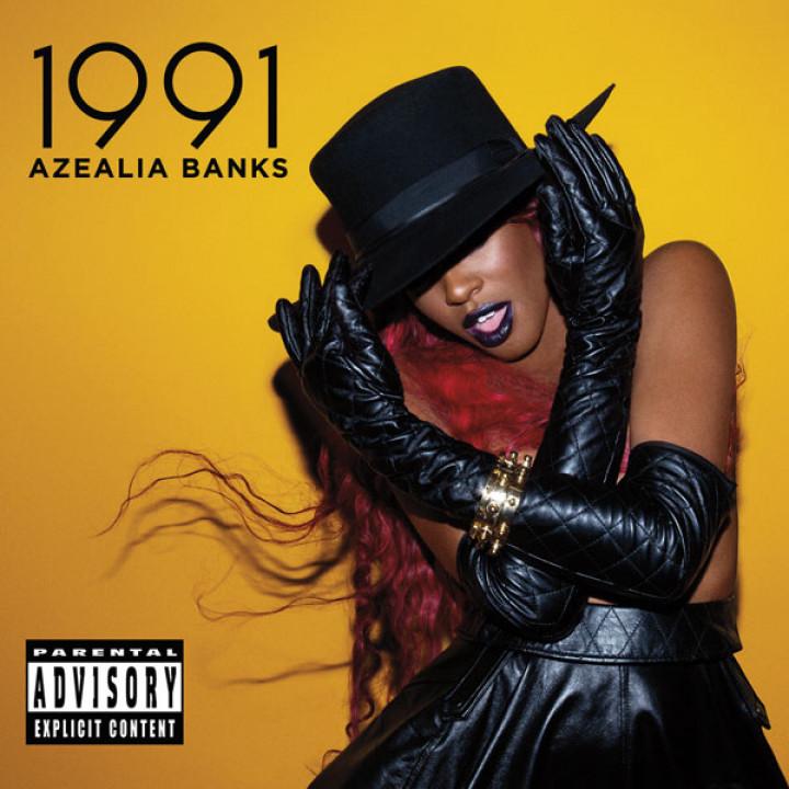 Azealia Banks 1991 Cover