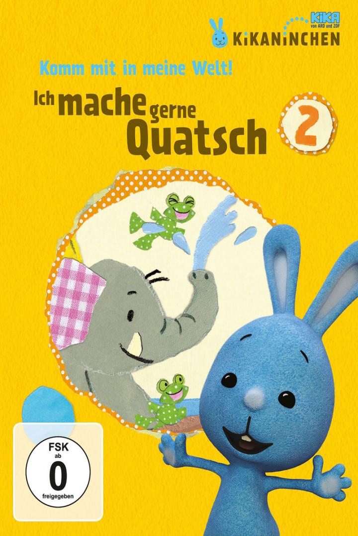Ich mache gerne Quatsch - Die KiKANiNCHEN-DVD 2: Kikaninchen, Christian & Jule
