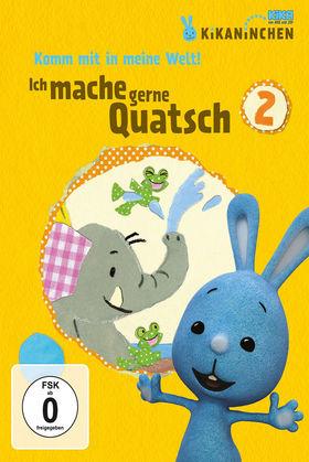 Kikaninchen, Ich mache gerne Quatsch - Die KiKANiNCHEN- DVD 2, 00602537069026