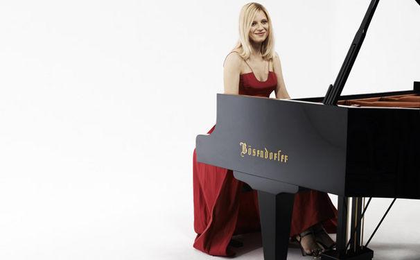 Valentina Lisitsa, Das Konzert in der Royal Albert Hall jetzt auf Youtube sehen