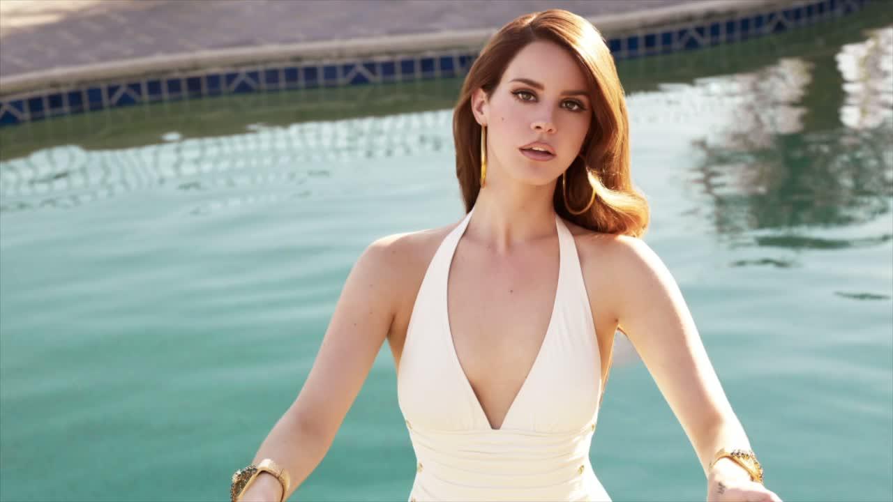 "Lana Del Rey, ""Summertime Sadness"" Listening"