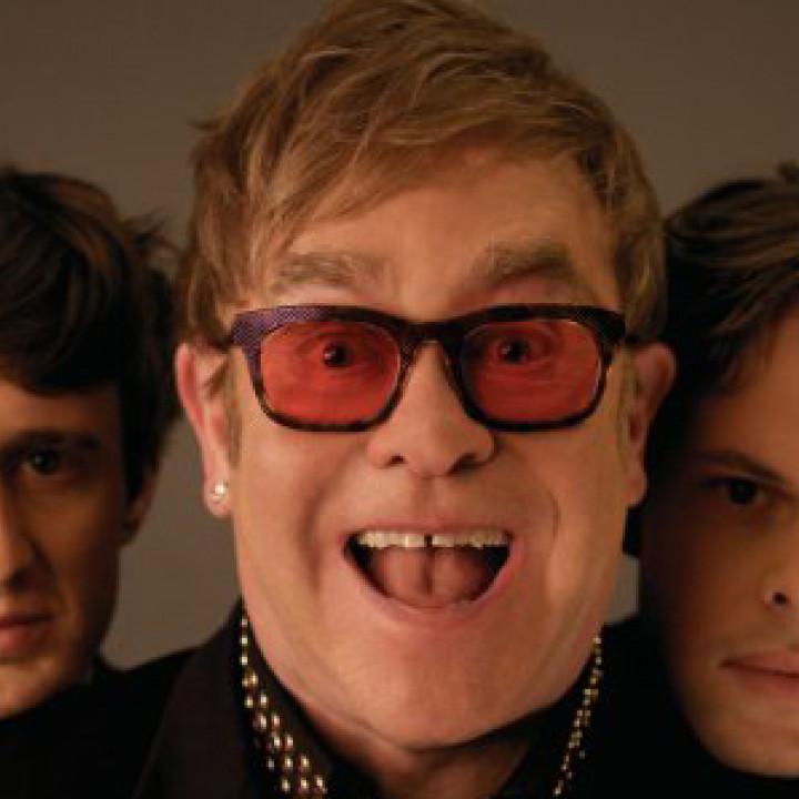 Elton John vs Pnau
