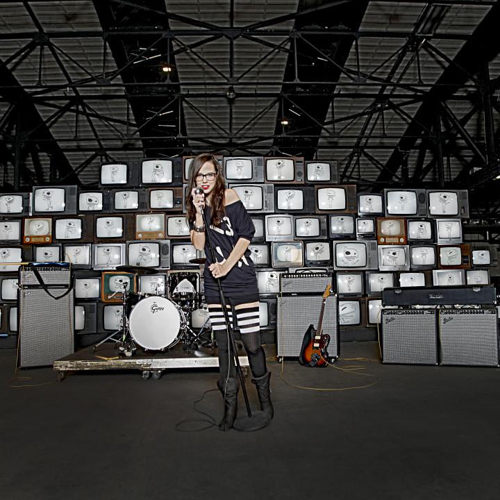 Stefanie Heinzmann Pressefotos
