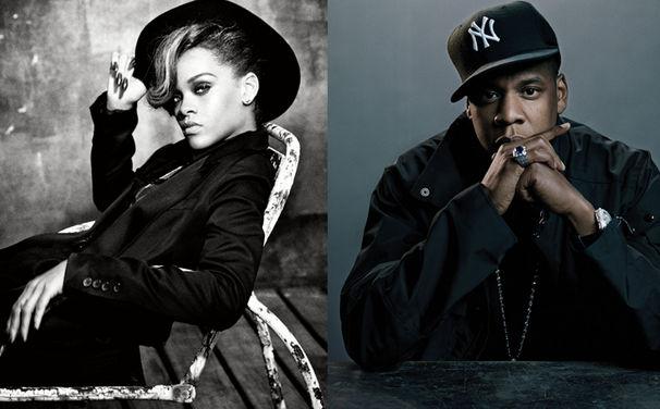 Jay-Z, Jay-Z rockt mit Rihanna das BBC Hackney Weekend