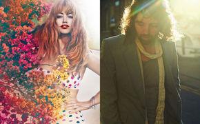 Aura Dione, Aura Dione & Jonathan Jeremiah werden Coverstars