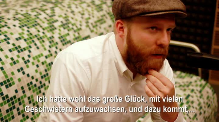 "Alex Clare, ""Close Up"": Zehn Fragen an Alex Clare Teil 1"