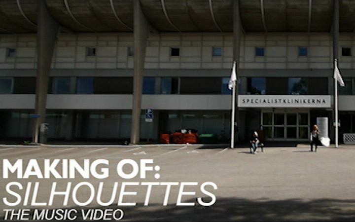 """Making Of des Videos """"Silhouettes"""""""