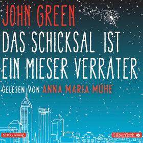 John Green, Das Schicksal ist ein mieser Verräter, 09783867426978