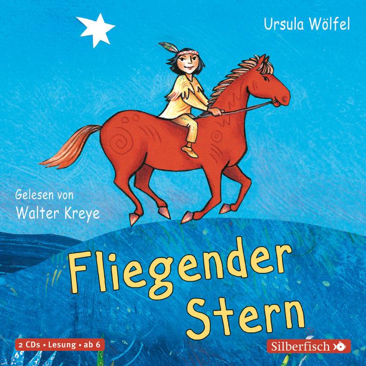 Ursula Wölfel: Fliegender Stern: Kreye,Walter