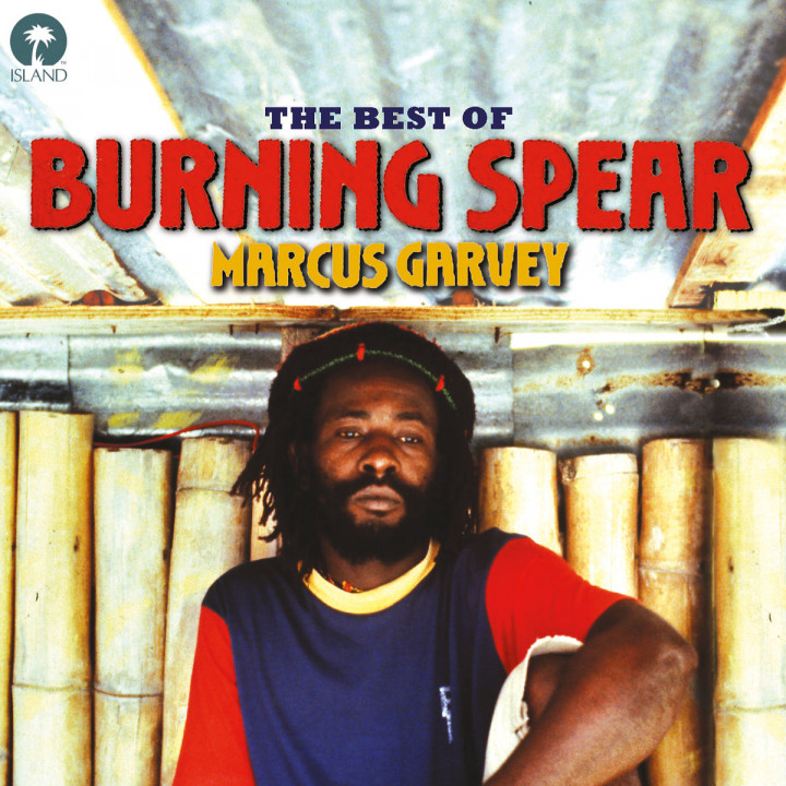 The Best Of Burning Spear: Garvey,Marcus