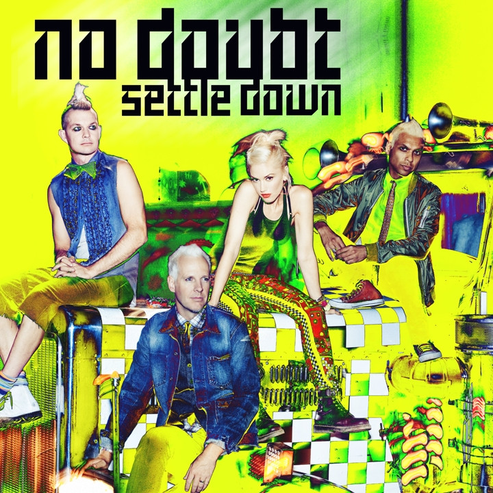 Cover Settle Down