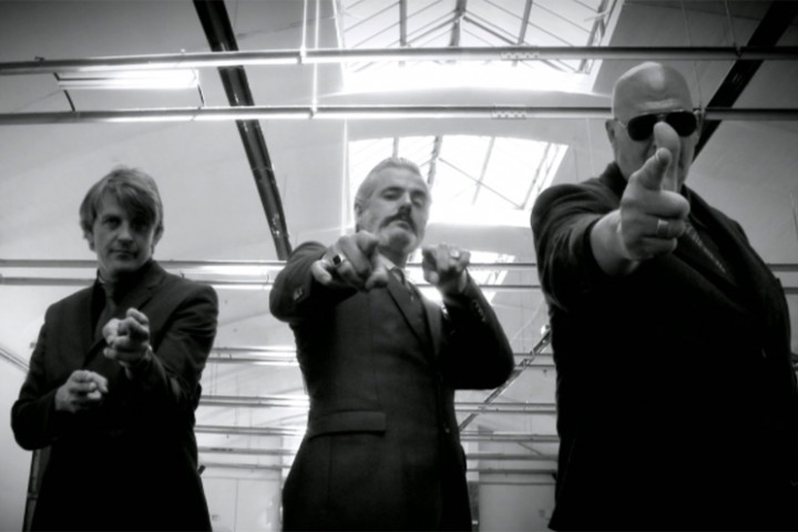 Triggerfinger EPK All this dancing around