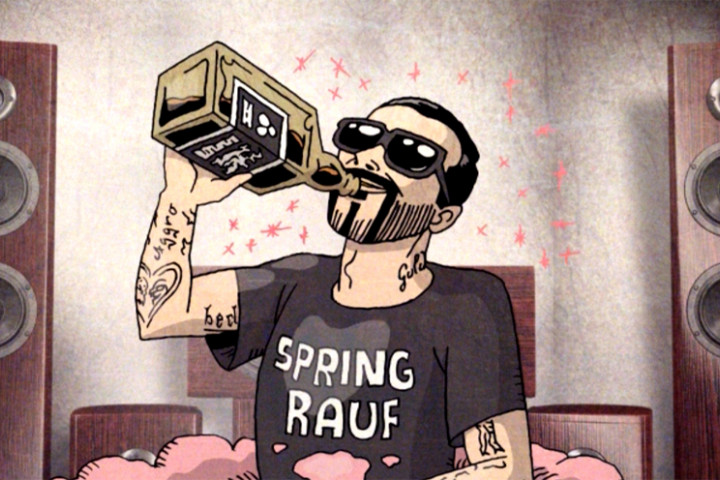Sido Video Spring Rauf