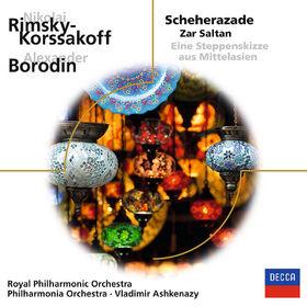 eloquence, Rimsky-Korsakov, Borodin: Scheherazade, Tsar-Saltan Suite u.a., 00028948064205