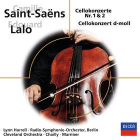 eloquence, Saint-Saëns, Lalo: Cellokonzerte, 00028948064229
