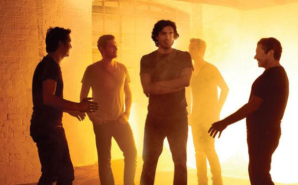 Snow Patrol, Jetzt anhören: Snow Patrol mit neuem Song I Won't Let You Go aus dem Divergent Soundtrack